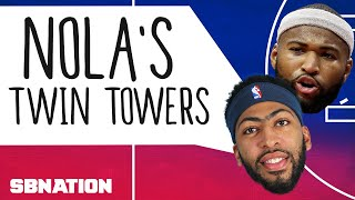 Anthony Davis and DeMarcus Cousins are twin towers for a modern NBA
