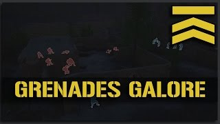 Grenades Galore - Squad Operation: Nightmare 1-Life Event Highlight