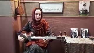 بداهه نوازی در آواز ابوعطا؛ بهاره فیاضی