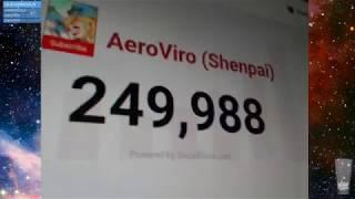 250k? Hey, that's pretty nifty