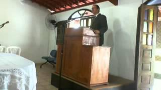 Pregação em Josué 2 - Pr. João Marcos