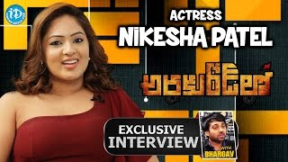 Araku Road Lo Movie | Actress Nikesha Patel Exclusive Interview | Talking Movies with iDream #252