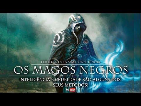 (189) - MAGOS NEGROS - Inteligência e crueldade !