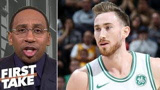 Stephen A. Smith: Gordon Hayward is Celtics