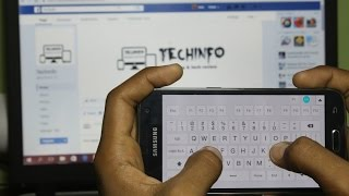 wifi mouse I How to Use Your Smartphone as a Wireless Trackpad and Keyboard [ Tutorial ]