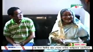 Sheikh Hasina visited Humayun Ahmed At NY