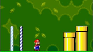 SMRPG Mario in Super Mario World (Sprite Hack)
