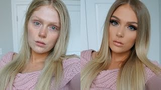 EVERYDAY MAKEUP TUTORIAL 2017   TESTING NEW MAKEUP PRODUCTS!