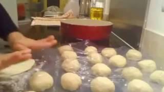 Persian Lavaash bread نان لواش خانگی
