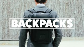 5 Smart Backpacks for Traveling