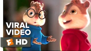 Alvin and the Chipmunks: The Road Chip VIRAL VIDEO - Squeaky Wiggle Dance (2015) - Movie HD