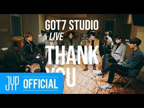 "Download Lagu [GOT7 STUDIO] GOT7 ""Thank You(고마워)"" Live MP3"