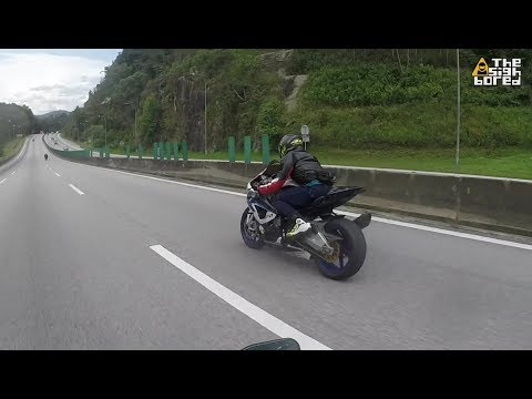 Weekend ride on-board Kawasaki Z800