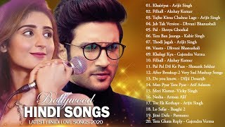 New Hindi Romantic Love Songs 2020 | Arijit Singh/Neha Kakkar,Atif Aslam | Top Bollywood Hits Songs