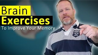 Brain Exercises - Weird Memory Games To Improve Your Memory