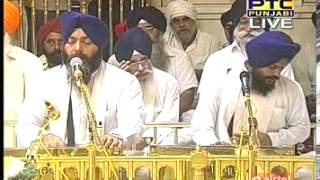 Shabad Kirtan program recorded in morning on Tuesday 24 Sep 2013 from Darbar Sahib Amritsar Part 1