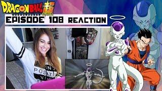 THE AMAZING FRIEZA! Dragon Ball Super Episode 108 Reaction!