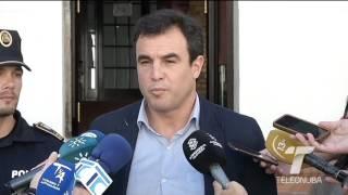 La subdelegada se reúne con el alcalde de Bollullos