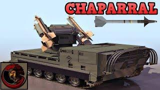 M48 Chaparral MIM-72A Missile System