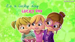 The Chipettes - Lucky Day (extended version, with lyrics)