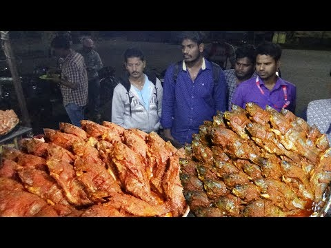 South Indian Street Food Tour Mettur Special   Street Food in India Best Seafood