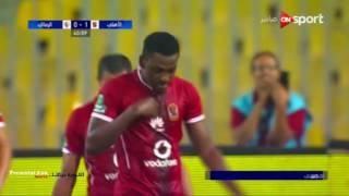 أهداف مباراة الاهلي 2 - 0 الزمالك | الدوري المصري 2017 - القمة 114