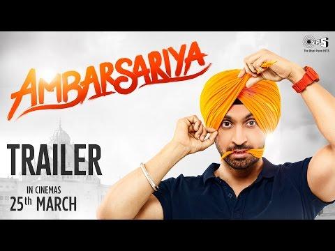 Xxx Mp4 Ambarsariya Trailer Diljit Dosanjh Navneet Monica Lauren Gul Panag Latest Punjabi Movie 2016 3gp Sex