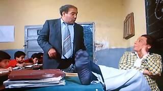 مرسى نايم فى المدرسة - فيلم ولا من شاف ولا من دري
