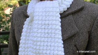 Download How to crochet a scarf - pattern for beginners 3Gp Mp4
