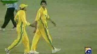 Shahid Afridi 49 off 18 balls - Twenty20