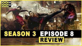 Into the Badlands Season 3 Episode 8 Review & Reaction | AfterBuzz TV