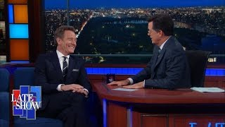 """Bryan Cranston And His Family Are """"Masters Of Stupidity"""""""