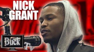 Nick Grant Interview With Dj Meddi Streetz 103 On Buck TV
