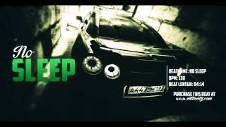 ''No Sleep'' - *Hard* Banging 808 Trap Instrumental [Prod. by MTBeatz]