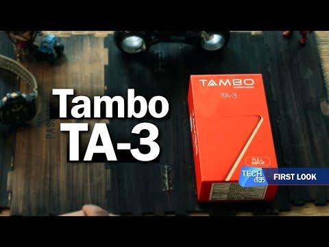 Xxx Mp4 Tambo TA 3 First Impressions Tech Tak 3gp Sex