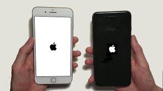 iPhone 8 Plus vs iPhone 7 Plus Speed Test, Speakers, Multitasking