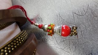 How to reuse rakhi (Bhabhi)