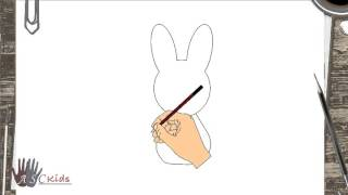 DIY - How to Draw Rabbit | Creative Art Work | Easy Drawing Steps