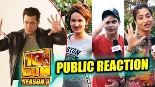 Dus Ka Dum 3 First Look | Public Reaction | Salman Khan In Dashing Look