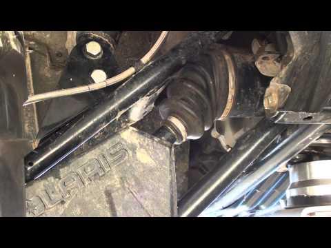 Super ATV Rhino Axle Issue