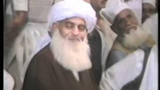 Naat: Qari Khushi Mohammad - Mohri Sharif - 09-03-1989