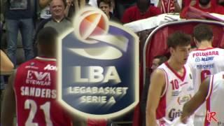 Grissin Bon - Olimpia Milano 91-87