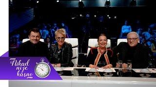 Nikad nije kasno - Cela emisija 18 - 29.01.2017.