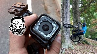 GoPro Smashed, Childhood BMX Spots & MTB Trails - Riding with Seth EP5