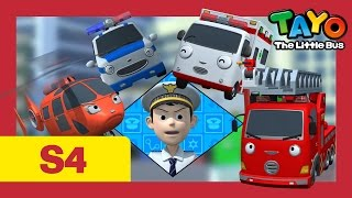 Tayo S4 #04 l The New Emergency Center l Tayo the Little Bus l Season 4 Episode 4