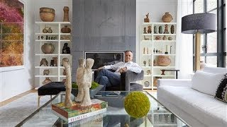 Tour a Stunning New York Townhouse with a Museum-Level Art Collection