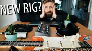 Could this be my new rig? | LAPTOP + Midi Commander