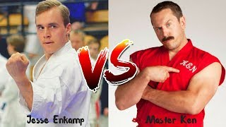 HOW TO DEFEAT MASTER KEN — Jesse Enkamp