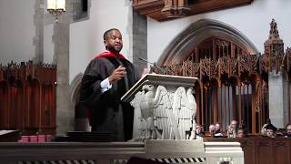 U-High Graduation '17 Commencement Speech: Howard-John Wesley, '90