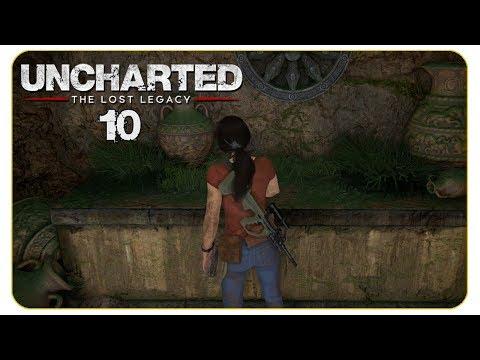 Mögen die Glocken erklingen #10 Uncharted: The Lost Legacy [deutsch] - Gameplay